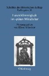 Laienfrömmigkeit im späten Mittelalter