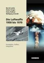 Die Luftwaffe 1950 bis