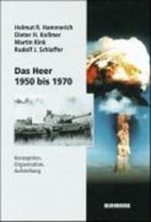 Das Heer 1950 bis