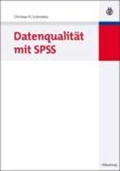 Datenqualität mit SPSS