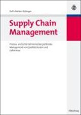 Supply Chain Management | Ruth Melzer-Ridinger |