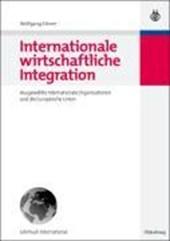 Internationale wirtschaftliche Integration