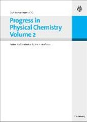 Progress in Physical Chemistry Vol.2