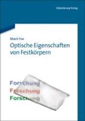 Optische Eigenschaften von Festkörpern