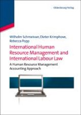International Human Resource Management and International Labour Law | Dieter Krimphove |