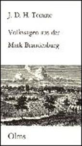 Volkssagen aus der Mark Brandenburg