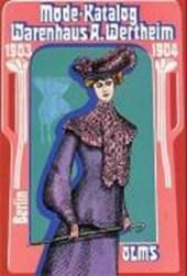 Mode-Katalog Warenhaus A. Wertheim