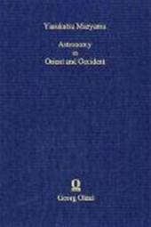 Astronomy in Orient und Occident