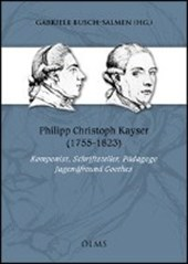Philipp Christoph Kayser (1755-1823)