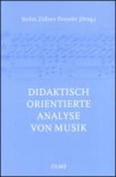 Didaktisch orientierte Analyse von Musik
