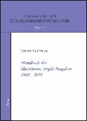Handbuch der illustrierten Vergil-Ausgaben 1502-1840