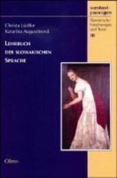 Lehrbuch der slowakischen Sprache
