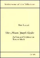 Die Messen Joseph Haydns
