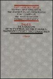 System und Evolution des menschlichen Erkennens. Ein Handbuch der evolutionären Erkenntnistheorie / Der Irrtum. Sein Umfeld, seine Formen, Entwicklungen und Ursachen
