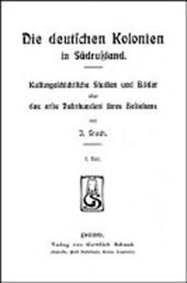 Die deutschen Kolonien in Südrußland