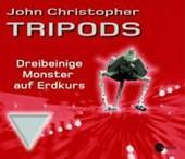 Tripods I - Dreibeinige Monster auf Erdkurs. 4 CDs