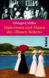 """Malerinnen und Musen des """"Blauen Reiters"""""""