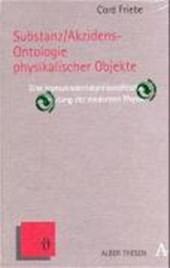 Substanz / Akzidenz-Ontologie physikalischer Objekte