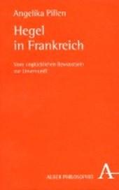Hegel in Frankreich