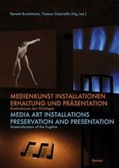 Medienkunst Installationen