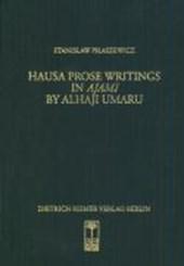 Hausa Prose Writings in Ajami