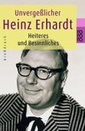 Unvergeßlicher Heinz Erhardt. Großdruck