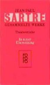 Gesammelte Werke: Theaterstücke