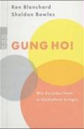Gung Ho! | Kenneth Blanchard |