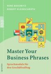 Master your Business Phrases