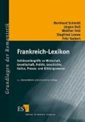 Frankreich-Lexikon. Studienausgabe