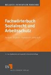 Fachwörterbuch Sozialrecht und Arbeitsschutz Deutsch - Englisch - Französisch - Italienisch