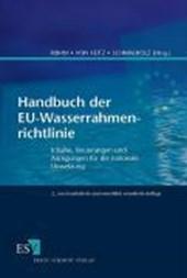 Handbuch der EU-Wasserrahmenrichtlinie