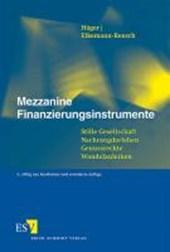 Mezzanine Finanzierungsinstrumente
