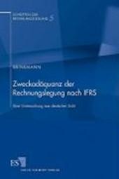 Zweckadäquanz der Rechnungslegung nach IFRS