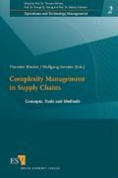 Complexity Management in Supply Chains |  |