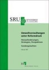 Umweltverwaltungen unter Reformdruck