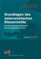 Grundlagen des österreichischen Steuerrechts