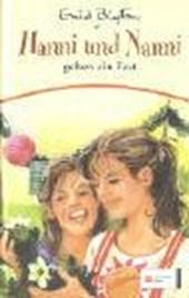 Hanni und Nanni 10: Hanni und Nanni geben ein Fest