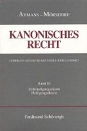 Kanonisches Recht. Studienausgabe Bd.