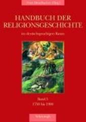 Handbuch der Religionsgeschichte im deutschsprachigen Raum 5. Hoch- und Spätmittelalter