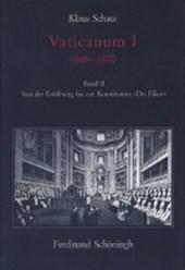 Von der Eröffnung bis zur Konstitution 'Dei Filius'. 1869 -