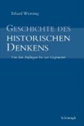 Geschichte des historischen Denkens