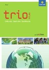 Trio Atlas für Erdkunde, Geschichte und Politik. Hessen