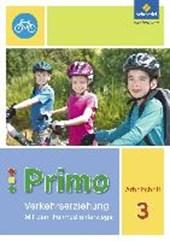 Primo.Verkehrserziehung 3. Arbeitsheft. Mit dem Fahrrad unterwegs