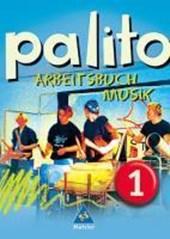 Palito. Arbeitsbuch Musik 1. Baden-Württemberg, Berlin, Brandenburg, Bremen, Hamburg, Hessen, Mecklenburg-Vorpommern, Niedersachsen, Nordrhein-Westfalen, Rheinland-Pfalz, Saarland, Sachsen, Sachsen-Anhalt, Schleswig-Holstein