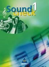 Soundcheck 1. Schülerbuch. Neubearbeitung. Klasse