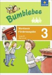 Bumblebee 3. Förderheft -  Inklusion 3 plus Portfolioheft und Pupil's Audio-CD