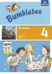 Bumblebee 4. Workbook 4 plus Portfolioheft und Pupil's Audio-CD