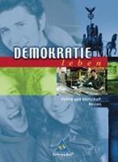 Demokratie leben. Sozialkunde. Schülerband. Hessen