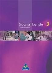 Metzler Sozialkunde 3. Schülerband. Rheinland-Pfalz. Neubearbeitung